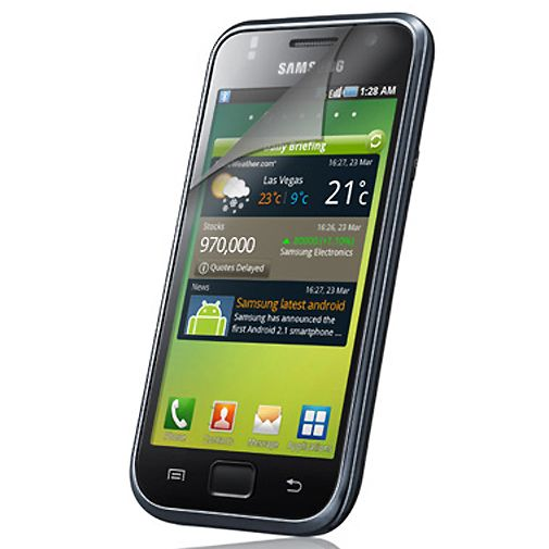 Adapt Screenprotector Samsung Galaxy S (i9000)