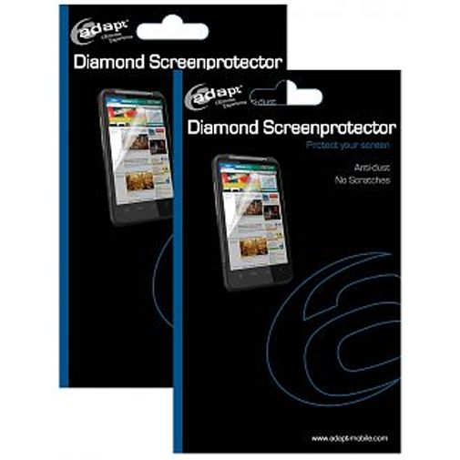 Adapt Screenprotector Samsung Galaxy W 2-pack