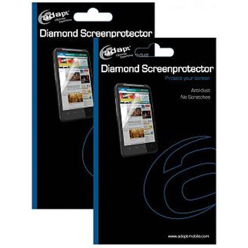 Productafbeelding van de Adapt Screenprotector Samsung Galaxy W 2-pack