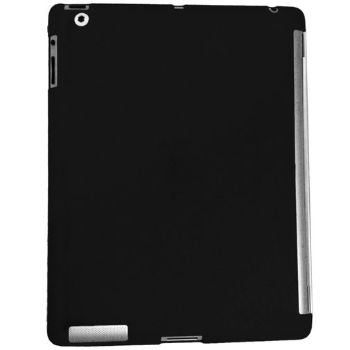 Adapt TPU Case Black Apple iPad 3
