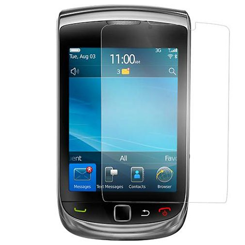 Adapt Diamond Screenprotector 2-pack BlackBerry Torch 9810