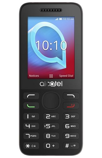 Productafbeelding Alcatel 2038X Black