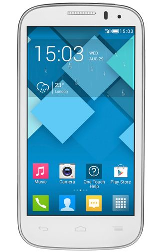 Alcatel OneTouch 5036X Pop C5 White