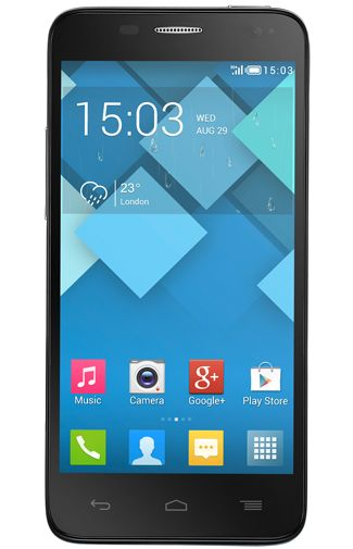 Productafbeelding Alcatel OneTouch 6012X Idol Mini Slate