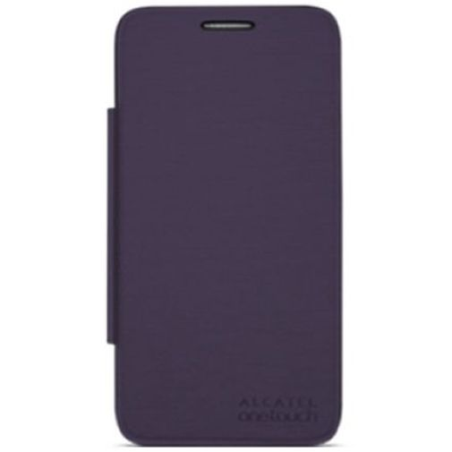 Alcatel Flip Cover Purple OneTouch Pop D5