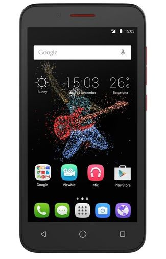 Productafbeelding Alcatel GO PLAY Black