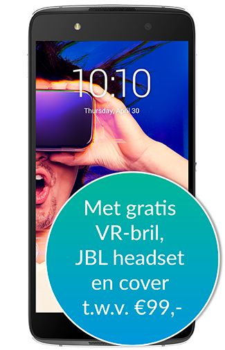 Productafbeelding van de Alcatel IDOL 4 Plus