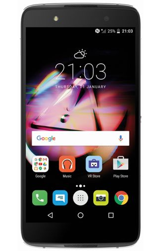 Alcatel IDOL 4 Plus 6055K Black