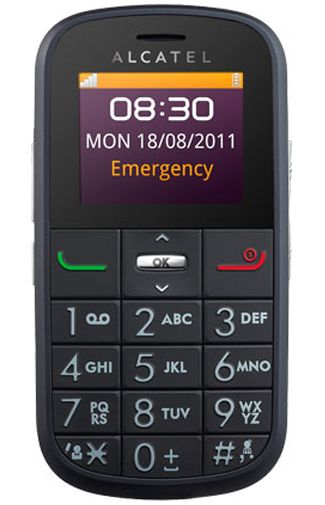 Productafbeelding van de Alcatel One Touch 282