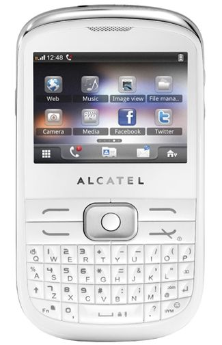 Productafbeelding Alcatel One Touch 819 Soul White