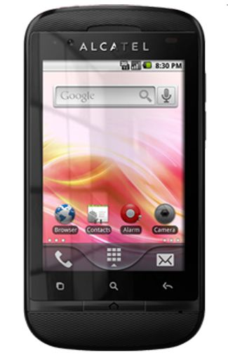 Productafbeelding Alcatel One Touch 918D Black