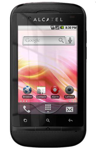 Productafbeelding van de Alcatel One Touch 918D Black