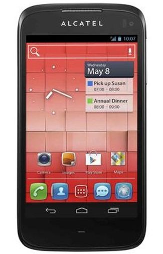 Productafbeelding Alcatel One Touch 997D Grey