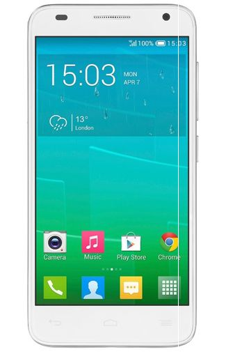 Productafbeelding van de Alcatel OneTouch Idol 2 Mini S 6036Y White
