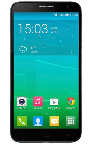 Alcatel OneTouch Idol 2 S 6050Y Black