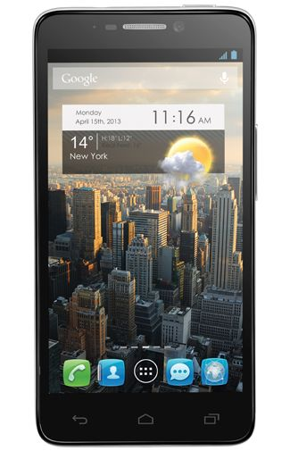 Alcatel OneTouch Idol 6030D Silver