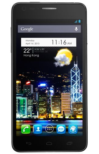 Alcatel One Touch Idol Ultra 6033 Black