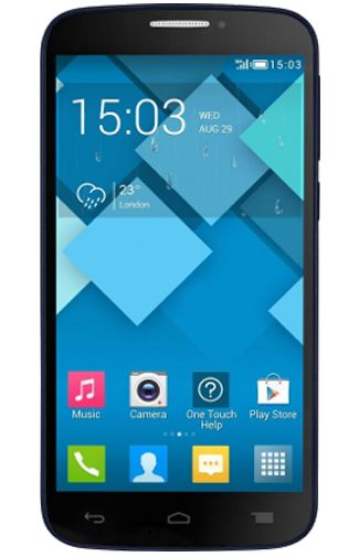 Productafbeelding Alcatel OneTouch Pop C7 7041X Black