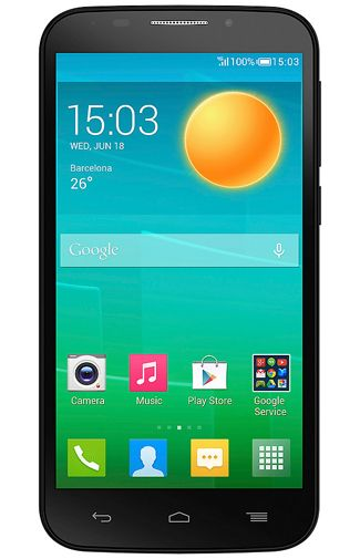 Productafbeelding Alcatel OneTouch Pop S7 7045Y Black
