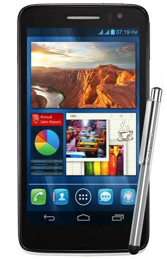 Productafbeelding Alcatel OneTouch Scribe HD 8008D White