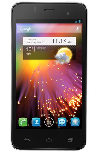 Productafbeelding Alcatel OneTouch Star 6010D Gun Grey