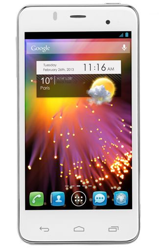 Alcatel One Touch Star 6010D White