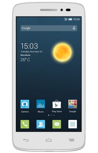 Productafbeelding Alcatel OneTouch Pop 2 4.5 DS White
