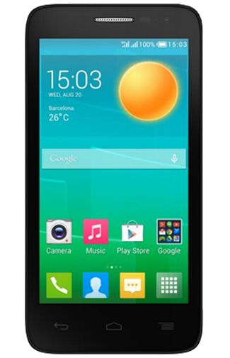 Alcatel OneTouch Pop D5 DS Black Blue