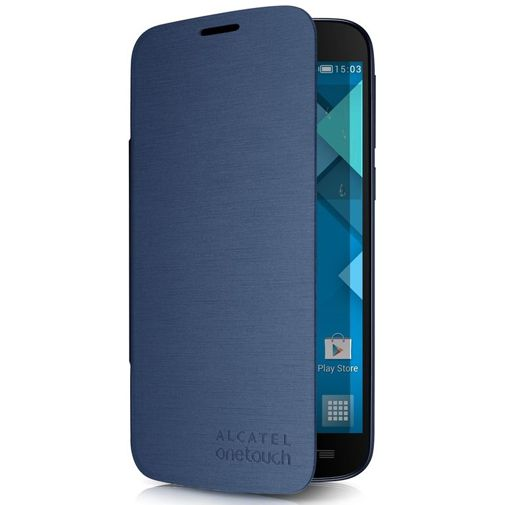 Alcatel Onetouch Flipcover Pop C7 Black