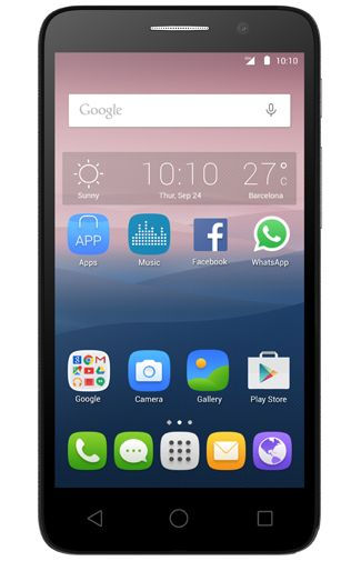 Productafbeelding Alcatel POP 3 (5) Black