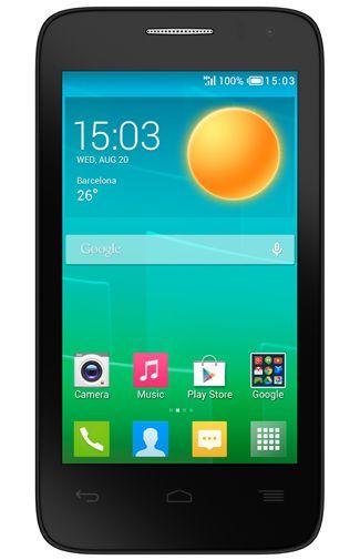 Productafbeelding van de Alcatel OneTouch Pop D3 DS Black Blue