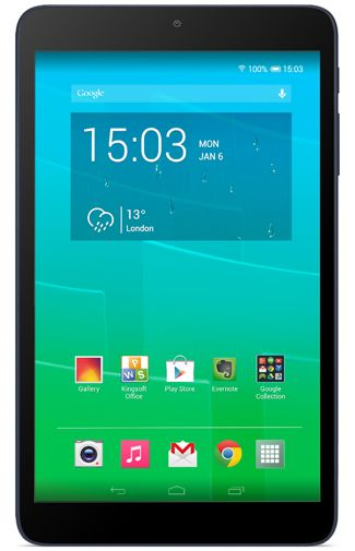 Alcatel OneTouch Pixi 8 Tablet Black