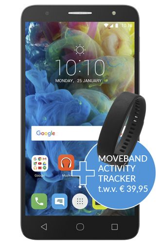 Productafbeelding Alcatel POP 4+ Move Edition 4G 5056D Dual Sim Grey