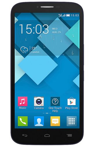 Productafbeelding Alcatel OneTouch Pop C9 DS Black