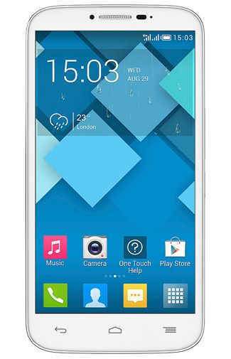 Productafbeelding Alcatel OneTouch Pop C9 DS White