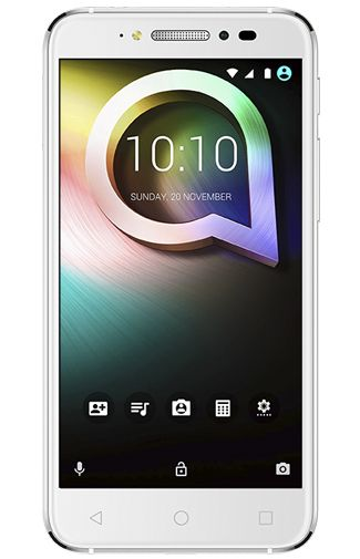 Productafbeelding Alcatel Shine Lite 5080X White
