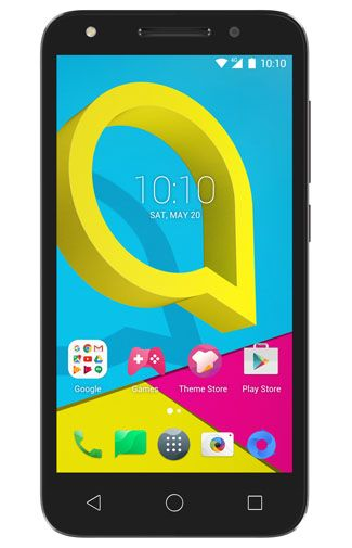 Productafbeelding Alcatel U5 4G Grey