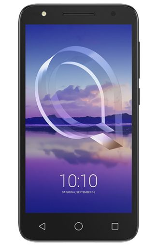 Productafbeelding Alcatel U5 HD Dual Sim Black