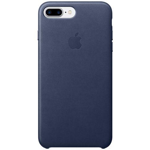 Apple Leather Case Midnight Blue iPhone 7 Plus/8 Plus