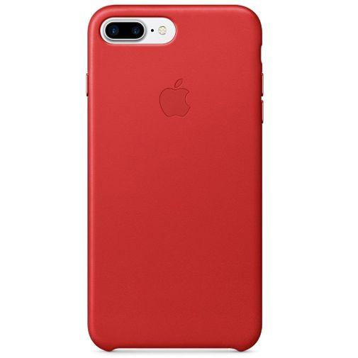 Apple Leather Case Red iPhone 7 Plus/8 Plus