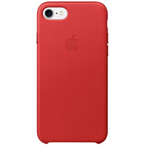 Apple Leather Case Red iPhone 7/8