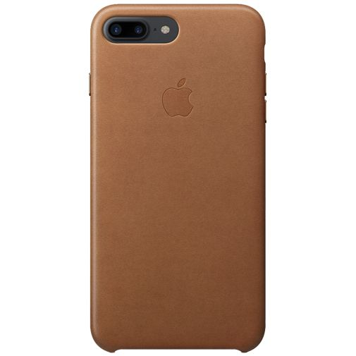 Apple Leather Case Saddle Brown iPhone 7 Plus/8 Plus