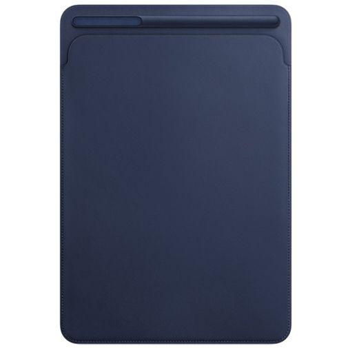 Apple Leather Sleeve Blue iPad Pro 2017 10.5