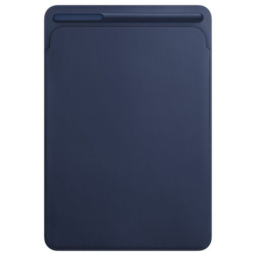 Apple Leather Sleeve Blue iPad Pro 2017 12.9
