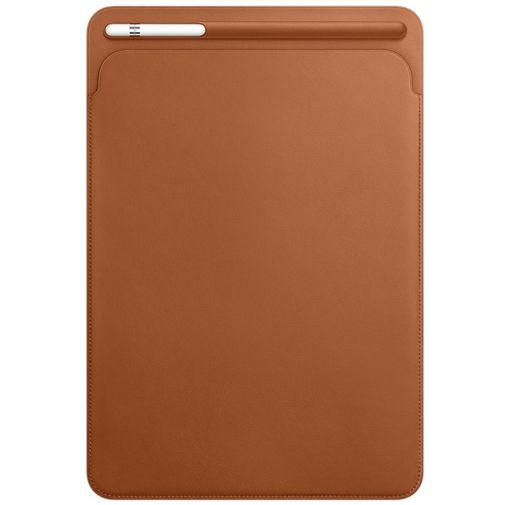 Apple Leather Sleeve Brown iPad Pro 2017 10.5