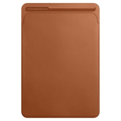Apple Leather Sleeve Brown iPad Pro 2017 12.9