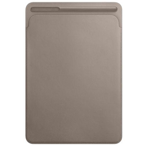Apple Leather Sleeve Taupe iPad Pro 2017 10.5