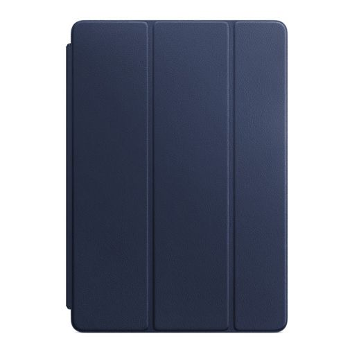 Apple Leather Smart Cover Blue iPad Pro 2017 10.5