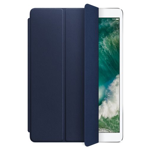 Apple Leather Smart Cover Blue iPad Pro 2017 12.9