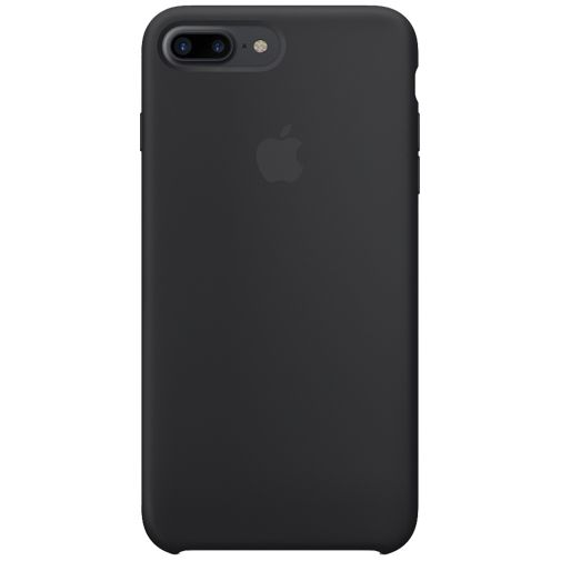 Apple Silicone Case Black iPhone 7 Plus